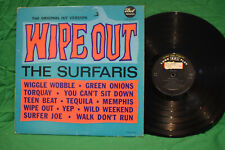 The Sufaris WIPE OUT LP ORIG