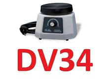 DV34 Dental Lab Vibrator Variable Speed Ray Foster FDA Removable Plastic Top New