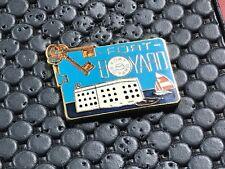 pins pin BADGE MEDIA EMISSION FORT BOYARD FRANCE 2 VOILE