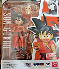 Kid Son Goku (Goku Bambino) Dragon Ball  - Bandai SH Figuarts 11cm - Nuova