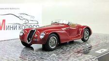 1:43 Minichamps ALFA ROMEO 6C CORSA SPIDER  1939  RED
