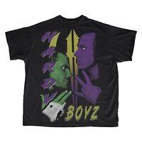 WWF ATTITUDE ERA HARDY BOYZ RETRO INSPIRED VINTAGE 90s WRESTLING T-SHIRT XL