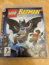 Lego Batman PS3 PlayStation