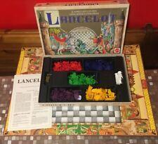 GIOCO IN SCATOLA  Lancelot mattel Completo Vintage Board Games Strategia