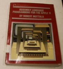 Excellent Apple II Assembly Language Programming Book, 1982