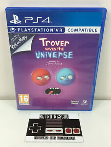 Trover Saves The Universe | PS4 Playstation 4 | Game PAL Virtual Reality PSVR VR