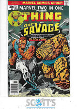 Marvel Two In One  #21  FN