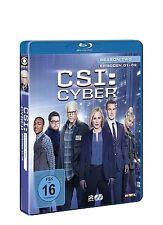 CSI: CYBER-SEASON 2.1 BD (PATRICIA ARQUETTE, TED DANSON,...) 3 BLU-RAY NEU