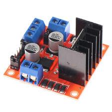 L298 New Dual H Bridge DC Stepper Motor Drive Controller Board Module L298NS QC