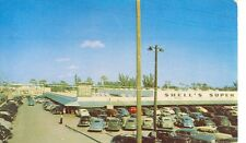 MIAMI,FLORIDA-SHELL'S SUPER STORE-5800-5999 NW 7TH AVE.1950'S-(STORE-28)