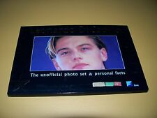 LEONARDO DiCAPRIO - UNOFFICIAL Photo Set  - 18 Photocards