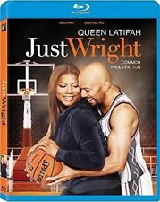 JUST WRIGHT ROLLERBALL Blu Ray Movie -Brand New- Fast Ship! HMV--087