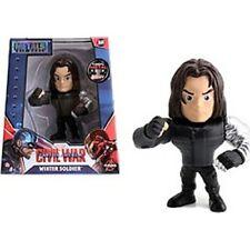 Marvel Captain America Civil War Metals Winter Soldier Die Cast Figure M49 97764