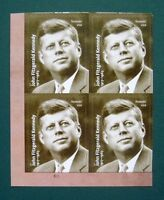 Sc # 5175 ~ Forever Stamp ~ John Fitzgerald Kennedy Issue ~ Plate # Block (cg11)
