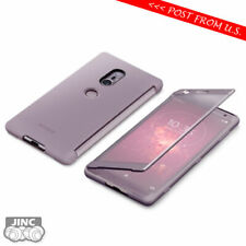 GENUINE ORIGINAL SONY SCTH40 Style Cover Touch Case for Xperia XZ2 H8216 H8296
