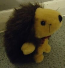 Keel Soft Brown collectible soft Hedgehog 4""