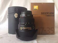 Nikon AF-S ED-IF 17-35mm F/2.8 AF-S ED IF Lens