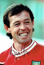 Brian FLYNN Signed Autograph 12x8 Photo 3 AFTAL COA Football Manager Player