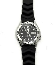 Men size Seiko 5 Sports Diver's Automatic 100m 7S26-03V0 21 Jewels