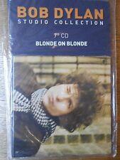 Bob Dylan studio collection cd 7 Blonde on blonde