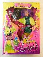 Jem Clash Of The Misfits Doll W/Cassette Sealed 1986 Hasbro