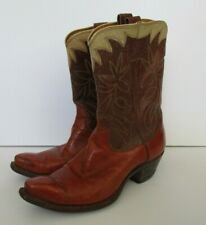 Vintage 1940's 1950's Western Boots Pee Wee Womens 8.5-9?