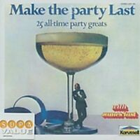 James Last Make the party last (compilation, 18 tracks, 1966-75/93) [CD]