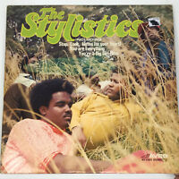 The Stylistics Self Titled LP Vinyl Record Original Pressing 1971 Soul Funk