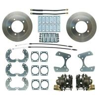 Speedway 9 in. Ford Truck Rear End Disc Brake Kit