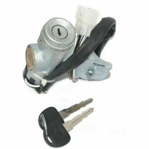For Suzuki Sj410 Sj413 Steering Lock+Ignition Switch Samurai Sierra Gypsy ECs