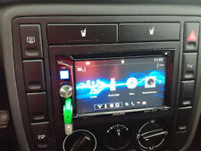 ALPINE 2-DIN Mobile-Media-Station IVE-W560BT Bluetooth mit Rückfahrkamera