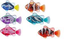 Zuru Robo Fisch Alive Roboterfisch Roboterspielzeug Badefisch zur Auswahl NEU