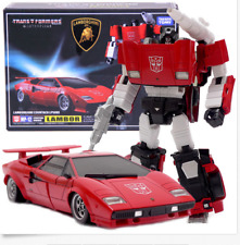Takara Transformers Toy Masterpiece MP-12 Sideswipe Lambor LP500S Action Figures