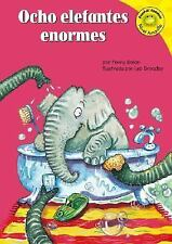 Ocho elefantes enormes (Read-it! Readers en Español: Story Collection) (Spanish
