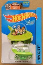 HW HOT WHEELS JETSONS CAPSULE CAR TV CARTOON SPACE SHIP GEORGE ELROY
