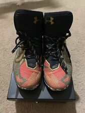 Size 11 Under Armour Curry Ua 2.5 Heavy Metal Men's Basketball Shoes