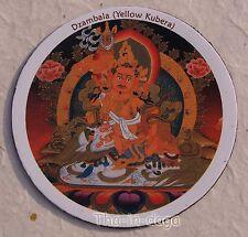 Magnet Dzambala Magnette Ø=7,5cm 20g Nepal Tha-in-daga 32