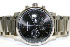 Montblanc Timewalker Stainless Steel Men's Watch  9668