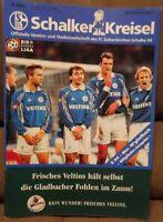 FC Schalke 04 + Kreisel Magazin 19.12.1998 Bundesliga Bor. Mönchengladbach /262