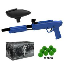 GOTCHA VALKEN Marqueur Paintball type Fusil a Pompe - Lanceur Paintball + 2000 B