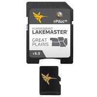 Humminbird Lakemaster Great Plains Version v6.0 600017-5 Hummingbird HCILIA6