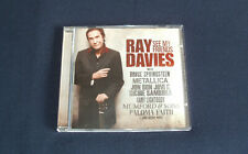 RAY DAVIES - See My Friends - Paloma Faith, Metallica..(CD Album 2010) NEAR MINT