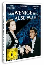 Nur wenige sind auserwählt (Dirk Bogarde, Capucine, Genevieve Page) DVD NEU+OVP!