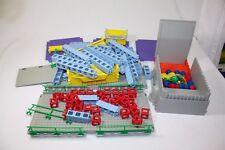 Rokenbok Big Lot Mixed Building Pieces Rokenbok Parts Assorted a few Booklets