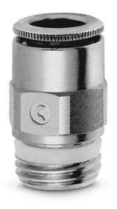 Camozzi Push in Fittings (S6510 10-1/4) x10