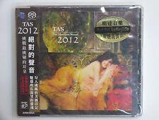 Stockfisch TAS The Absolute Sound 2012 Hybrid SACD CD Brand NEW