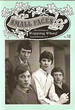 SMALL FACES - THE DARLINGS OF WAPPING WHARF LAUNDERETTE  MAGAZINE NUMBER 12  MOD