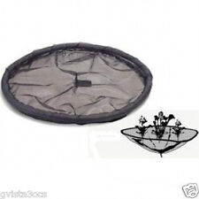 """Floating Water Hyacinth/Lettuce Plant Protector Island 18"""" diam -pond-koi proof"""