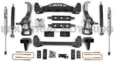 BDS SUSPENSION 2009-2013 FORD F-150 4WD 6 INCH LIFT KIT REAR FOX SHOCKS