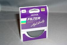 Hoya 62mm ND4 High Quality Neutral Density 4x Filter NEW